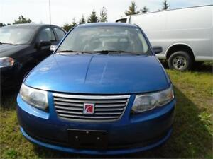 2006 Saturn Ion Sedan .1 Base - AS IS
