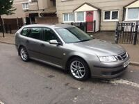 SAAB 93 ESTATE 1.9L DIESEL SPORT 2007 AUTOMATIC