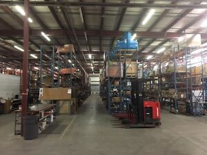 Huge Warehouse and Yard Space close to Chinook Mall!