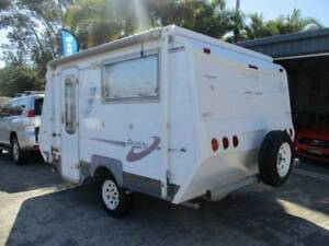 Avan Gabrielle MK2 Pop Top Caravan - -BID NOW - - 4 DAYS TO GO