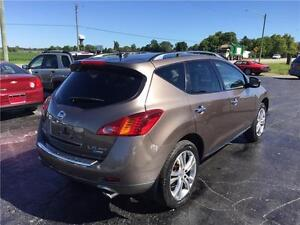 2010 Nissan Murano LE LEATHER SUNROOF BACK UP CAM ONLY 95KM London Ontario image 5