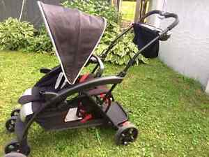 Poussette double stroller Safety First
