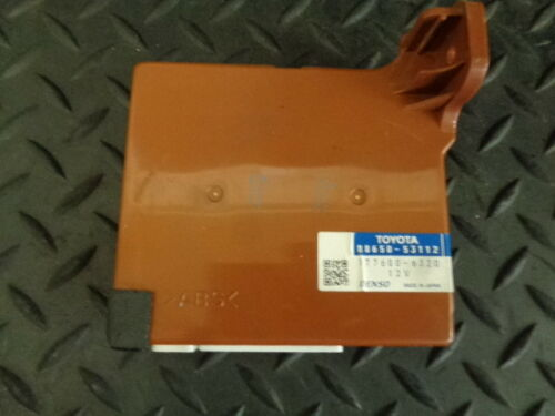 2007 LEXUS IS220d SPORT 4DR AIR CON MODULE 88650-53112 / 177600-6320 DENSO