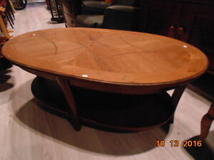 Solid Wood Coffee Table(TRAIL)