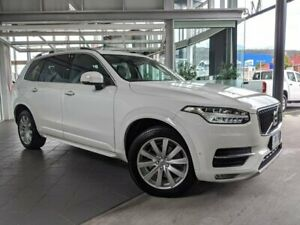 2015 Volvo XC90 L Series MY16 D5 Geartronic AWD Momentum White 8 Speed Sports Automatic Wagon North Hobart Hobart City Preview