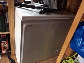 Chest freezer perfectly functioning