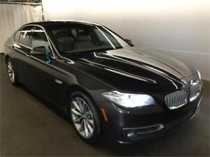 2014 BMW 528I XDrive/4WD* NAVIGATION* MOONROOF* $79 SEMAINE