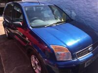 Ford Fusion 1.6TDCi 2007.25MY Zetec Climate