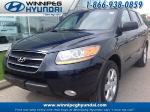 2008 Hyundai Santa Fe Limited 5 seat Sunroof No Accidents