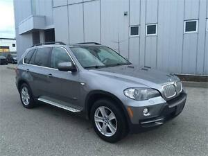 2007 BMW X5 7 PASS/NAV/ PANORAMIC ROOF
