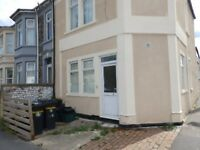 Newly refurbished 1 bed flat in Fishponds-kitchen/lounge with white goods,double bedroom,unfurnished