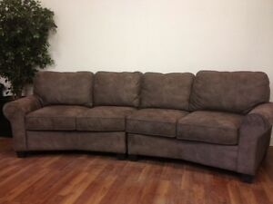 CURVED Theatre Style SOFA only $799 after discount!!!