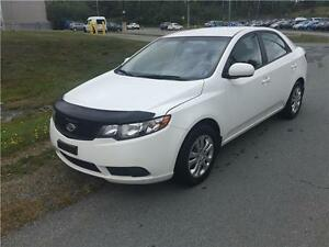 2010 Kia Forte LX Plus NEW MVI, BLUETOOTH, AMAZING ON GAS