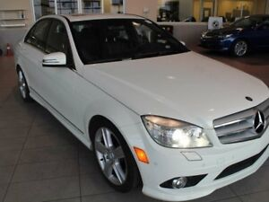 2010 Mercedes-Benz C-Class C 300 - Heated Leather Seats, Sunroof