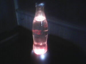 Coca Cola Lava Lamp