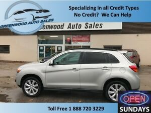 2015 Mitsubishi RVR GT! 4X4! HEATED SEATS! CALL NOW!!