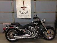 Harley Davidson Fat Boy 2014 Edmonton Edmonton Area Preview