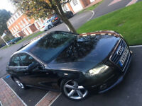 2010 Audi A4 2.7Tdi S-Line Automatic Low miles 1 Owner Since 2010