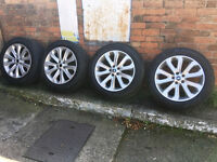 """2013- Land Rover Range Rover L405 20"""" Vogue Alloys unmarked and Pirelli Tyre set of 4"""