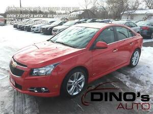 2014 Chevrolet Cruze 2LT | $52 Weekly Payments OAC $0 Down