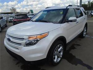 ** 2015 ** Ford ** Explorer ** Limited ** AWD **