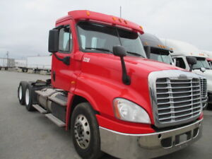 2014 Freightliner Cascadia 125 daycab