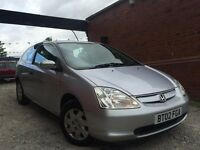 Honda Civic 1.4 i S 3dr NEW SHAPE ++ BARGAIN