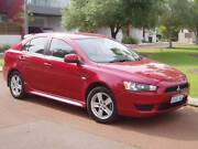 2009 Mitsubishi Lancer VR hatch drives like new Burswood Victoria Park Area Preview
