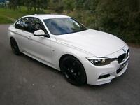 BMW 318 2.0TD ( 143bhp ) 2014 d M Sport