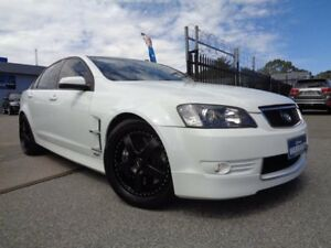 2009 Holden Special Vehicles Senator E-Series MY08 Upgrade White 6 Speed Auto Active Sequential Pooraka Salisbury Area Preview