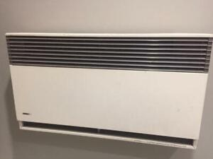 Convect Air Wall-Mount Heater
