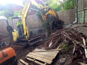 BOBCATS EXCAVATORS TRUCKS RESIDENTIAL & DEVELOPMENT SITES Morayfield Caboolture Area Preview