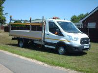 Ford Transit 2.2 TDCI 125PS 6 SPEED EF LWB L4 DROPSIDE