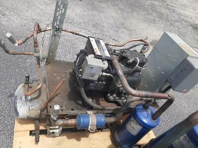 Ac Walk In Cooler Compressor Emerson Copeland Discus Heatcraft Erfa-031e-tac-800
