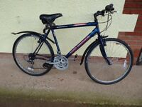 Reduced - Gents Road Bike - Saxon Volcano Peak Performer