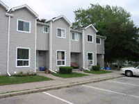 2 bedroom condo townhome for rent in Brantford for Oct.1st