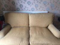 2 seater sofa - Laura Ashley.