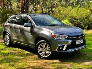 2018 Mitsubishi ASX XC MY19 ES 2WD ADAS Silver 1 Speed Constant Variable Wagon Reynella Morphett Vale Area Preview