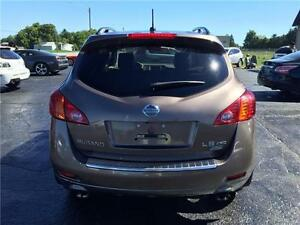 2010 Nissan Murano LE LEATHER SUNROOF BACK UP CAM ONLY 95KM London Ontario image 6