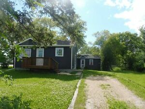 Renovated 1 br home avail. Aug 1st only 30 min north of Wpg!