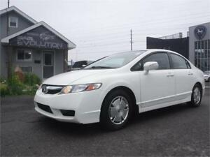 2009 Honda Civic Hybrid,119km NO ACCIDENTS, CERTIFIED+WRTY $7490