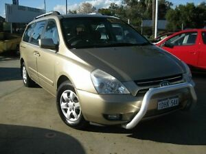 2006 Kia Carnival  Gold 4 Speed Automatic Wagon Maddington Gosnells Area Preview