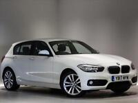 2017 BMW 1 SERIES DIESEL HATCHBACK
