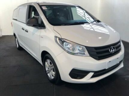 2016 LDV G10 SV7C SV7C White 6 Speed Manual Van