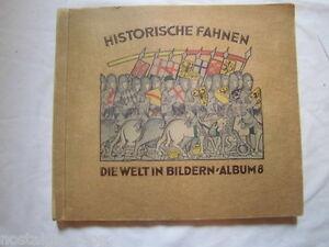 Storico-Bandiere-Mondo-in-immagini-Volume-8-1932-Libro-antiquario