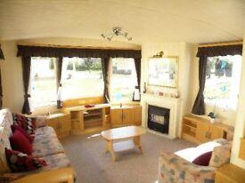 Static Caravan 3 Bedroom Great Yarmouth Norfolk Broads Gorleston Suffolk East Coast Quiet Park