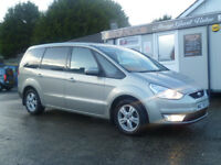 2009 FORD GALAXY 2.0 ZETEC TDCI 7 SEATER ONLY 72K . FINANCE ,CREDIT CARD AVAILABLE