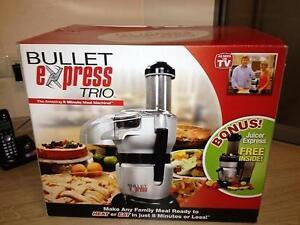 NEUF Bullet Express 3 en 1 / Extracteur jus