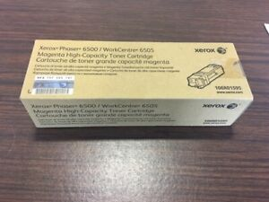 Xerox Toner for Xerox Phaser 6500 or WorkCentre 6505
