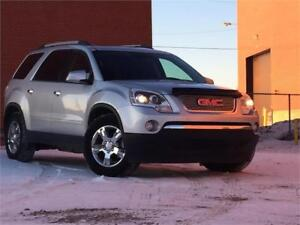 100% Approval 0% interest 2012 GMC Acadia SLE2 100% Approval!